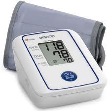 Omron M2 basic automatische bloeddrukmeter