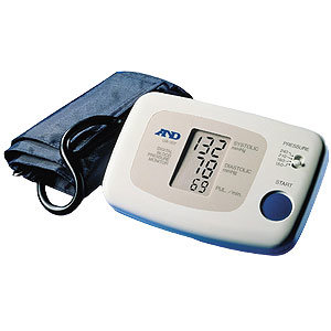 AND UA-767 automatische bloeddrukmeter